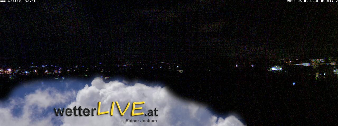 Rückblick: Das Webcambild von 1 Uhr