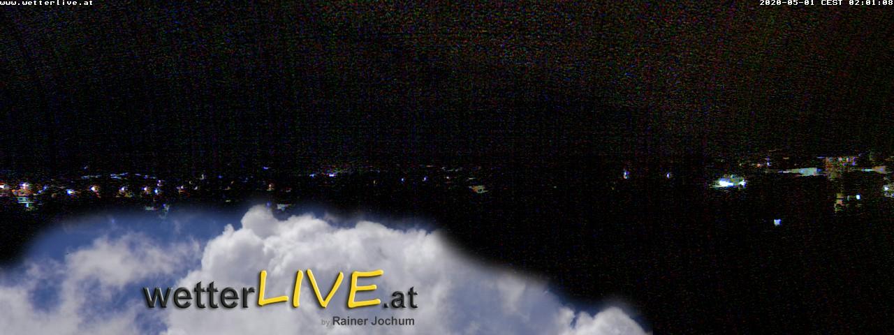Rückblick: Das Webcambild von 2 Uhr